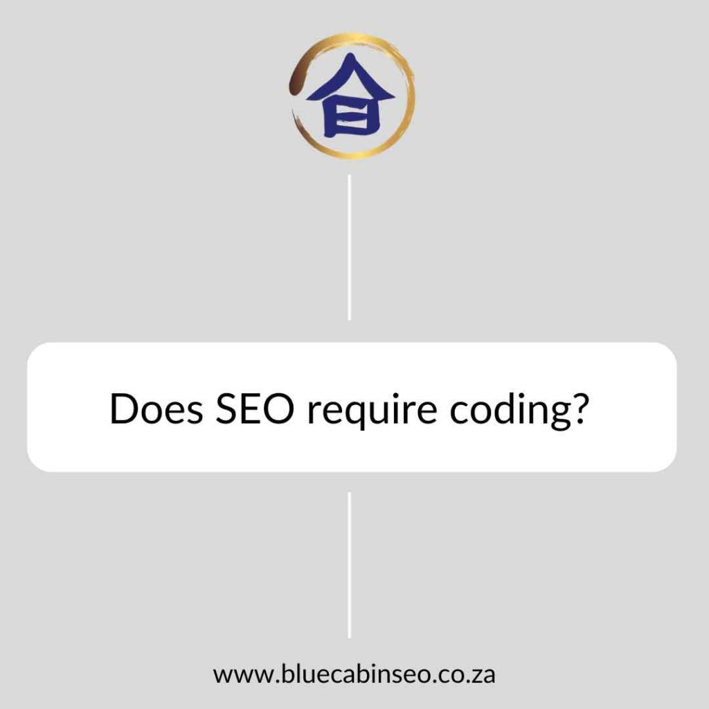 Does SEO require coding?