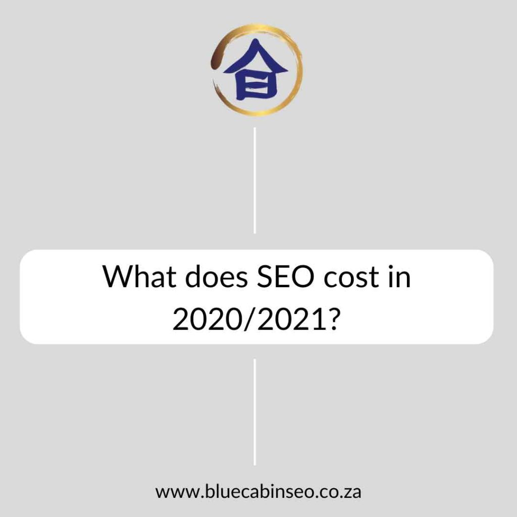 What does SEO cost in 2020 and 2021