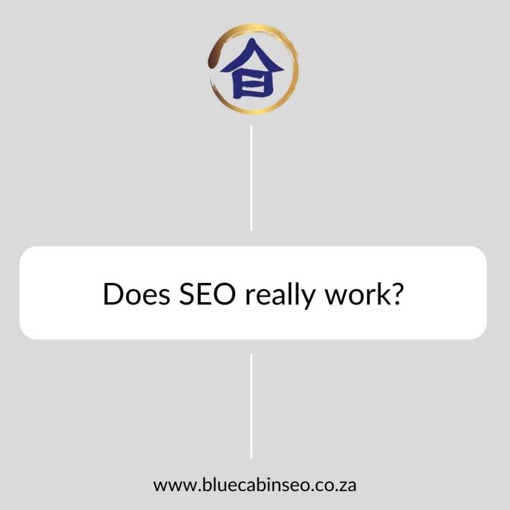 Does SEO really work?