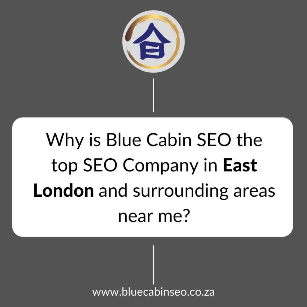 best seo company east london south africa