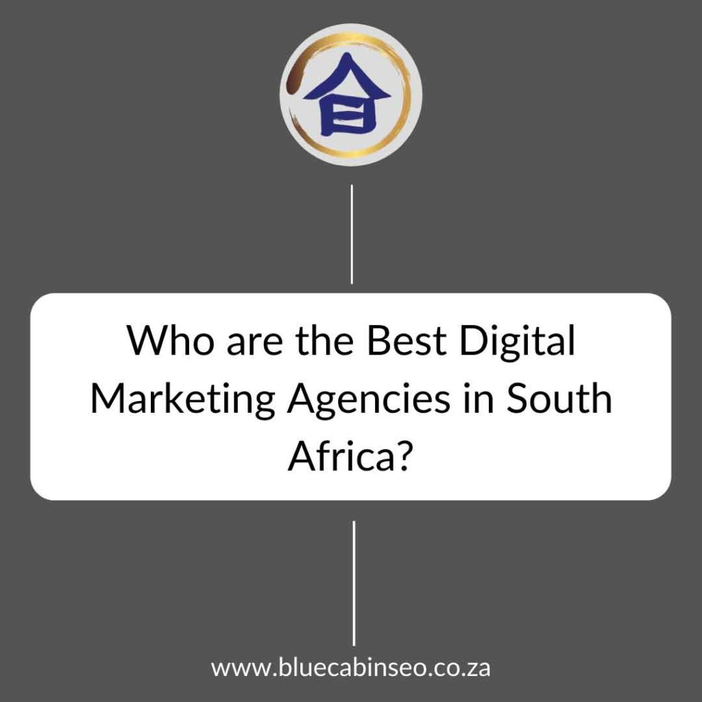 who are the best digital marketing agencies in south africa